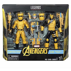 "Marvel Legends Avengers – Exclusive Series – A.I.M. Scientist & A.I.M. Shock Trooper 6"" Figure 2-Pack Box Set (Convention Exclusive)"