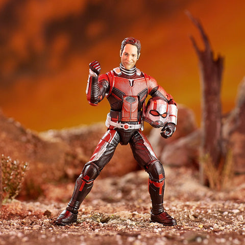 "Marvel Legends Avengers Infinity War Cull Obsidian Series – Ant-Man (Movie Version) 6"" Figure (Cull Obsidian BaF)"
