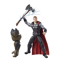 "Marvel Legends Avengers Infinity War – Cull Obsidian Series – Thor (Movie Version) 6"" Figure (Cull Obsidian BaF)"