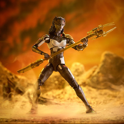 "Marvel Legends Avengers Infinity War Thanos Series – Proxima Midnight (Movie Version) 6"" Figure (Thanos BaF)"