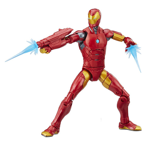 "Marvel Legends Black Panther Okoye Series – Invincible Iron Man 6"" Figure (Okoye BaF)"