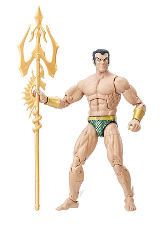 "Marvel Legends Black Panther Okoye Series – Sub-Mariner 6"" Figure (Okoye BaF)"