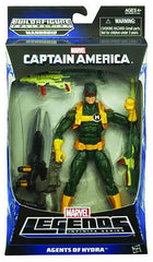 "Marvel Legends Captain America 2 – Mandroid Series – Agent of Hydra 6"" Figure (Mandroid BaF)"