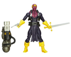"Marvel Legends Captain America 2 Mandroid Series – Baron Zemo 6"" Action Figure (Mandroid BaF)"