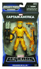 "Marvel Legends Captain America 2 – Mandroid Series – Soldier of A.I.M 6"" Figure (Mandroid BaF)"