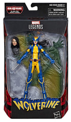 "Marvel Legends Deadpool – Sauron Series – All-New Wolverine 6"" Figure (Sauron BaF)"