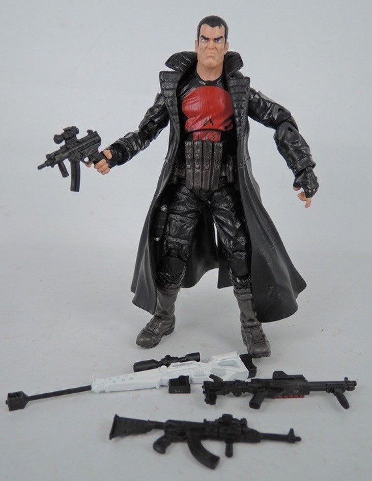 "Marvel Legends Marvel Universe – Epic Heroes Series – Marvel Knights: Punisher (Variant ""Thunderbolts"" Red Skull) 6"" Figure"