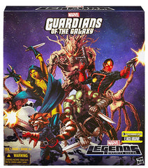 "Marvel Legends Guardians of the Galaxy – Exclusive Series – Guardians of the Galaxy Classic Multi-Figure Box Set (Variant Exclusive ""Comics"" Version)"