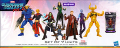 "Marvel Legends Guardians of the Galaxy Vol. 2 – Mantis Series – Death's Head II 6"" Figure (NO Mantis BaF)"