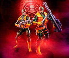 "Marvel Legends Marvel Universe – Exclusive Series – HYDRA Enforcer & HYDRA Soldier 6"" Figure 2-Pack Box Set (Toys R Us Exclusive)"