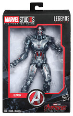 "Marvel Legends Marvel Cinematic Universe 10th Anniversary Series – Avengers; Age of Ultron (Film) – Ultron 6"" Figure"