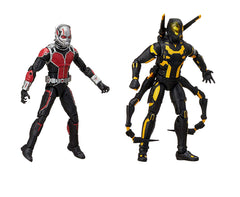 "Marvel Legends Marvel Cinematic Universe 10th Anniversary Series – Ant-Man (Film) – Ant-Man and Yellowjacket 6"" Figure 2-Pack Box Set"