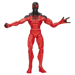 "Marvel Legends Marvel Universe – Rocket Raccoon Series – Scarlet Spider 6"" Figure (Rocket Raccoon BaF)"