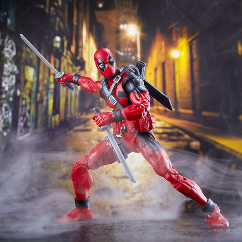 "Marvel Legends Deadpool – Sasquatch Series – Deadpool 6"" Figure (NO Sasquatch BaF)"