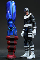 "Marvel Legends Toy Biz – Series 09 – Bullseye (Regular ""Closed Mouth"" Version) 6"" Figure (Galactus BaF)"