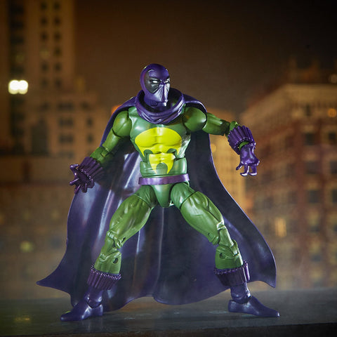 "Marvel Legends Spider-Man Lizard Series – Marvel's Prowler 6"" Figure (Lizard BaF)"