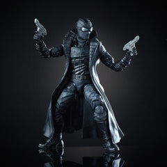 "Marvel Legends Spider-Man – Lizard Series – Spider-Man Noir 6"" Figure (Lizard BaF)"