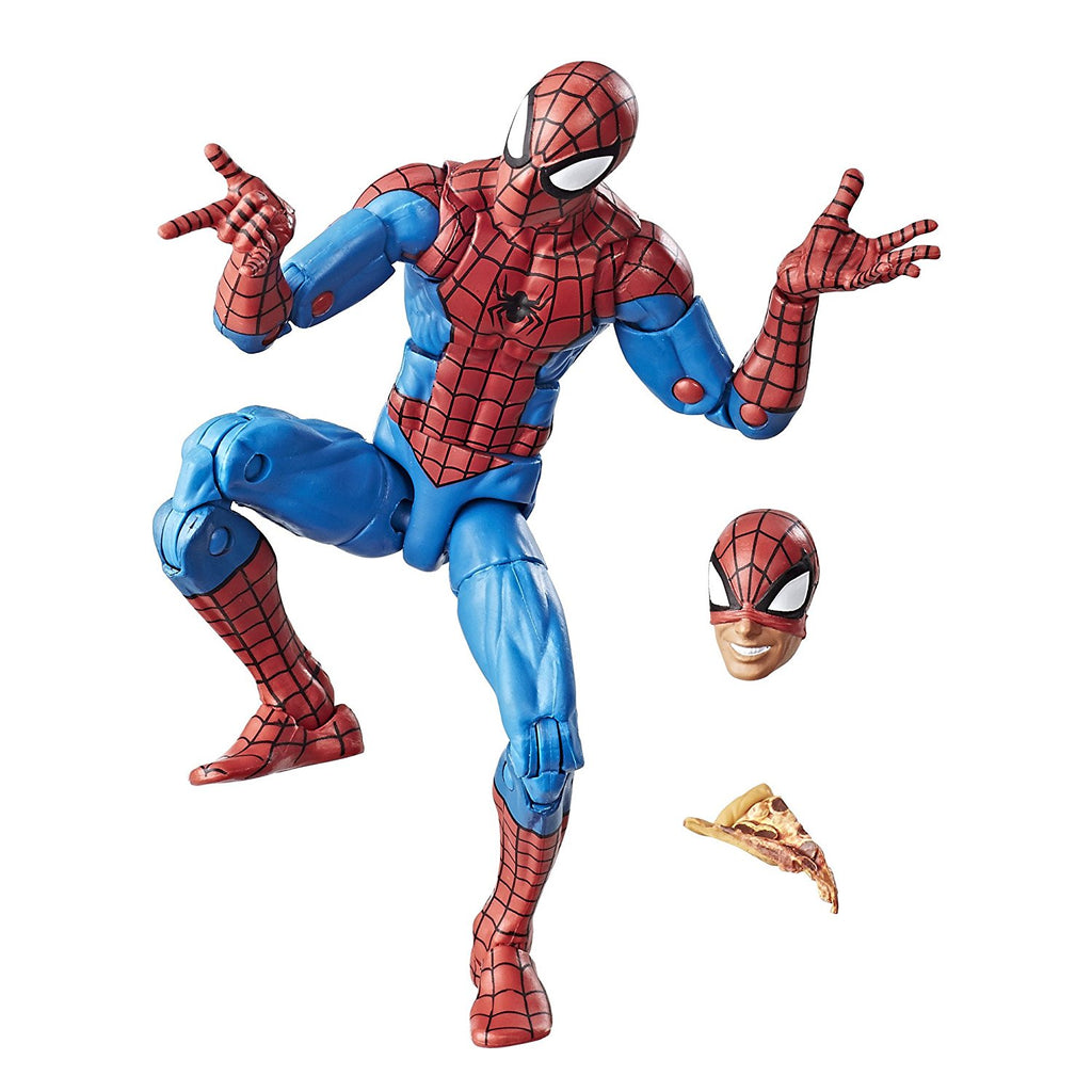 "Marvel Legends Super Heroes Vintage Series – Wave 1 – Amazing Spider-Man 6"" Figure"