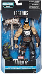 "Marvel Legends Thor: Ragnarok Gladiator Hulk Series – Nine Realms Warriors - Ares; God of War 6"" Figure (Gladiator Hulk BaF)"