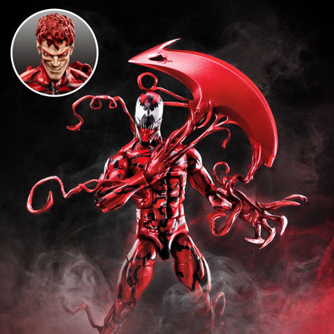 "Marvel Legends Venom – Monster Venom Series – Carnage 6"" Figure (Monster Venom BaF)"