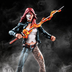 "Marvel Legends Venom – Monster Venom Series – Typhoid Mary 6"" Figure (Monster Venom BaF)"