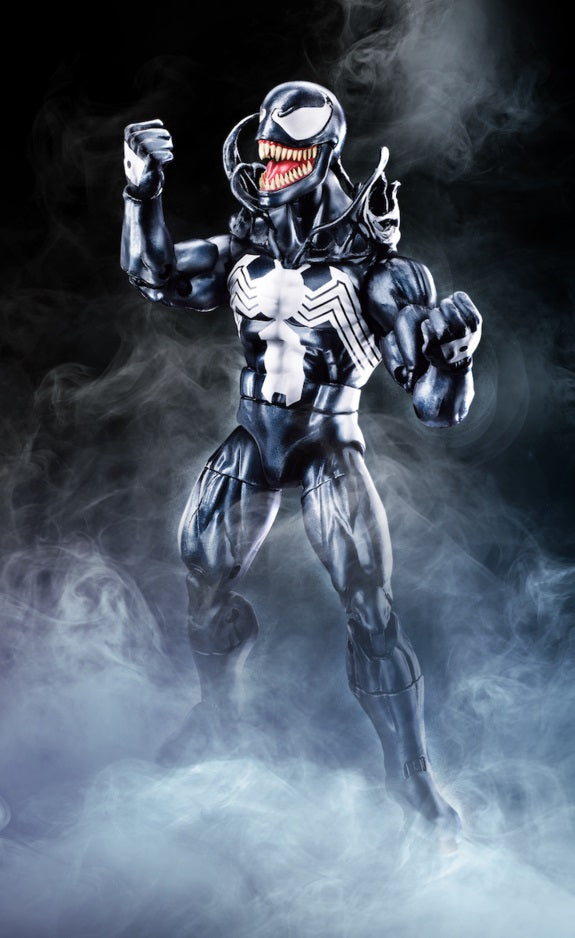 "Marvel Legends Venom – Monster Venom Series – Venom (Eddie Brock) 6"" Figure (Monster Venom BaF)"