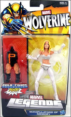 "Marvel Legends Wolverine – Puck Series – Manipulators of Memory: Emma Frost 6"" Figure (Puck BaF)"