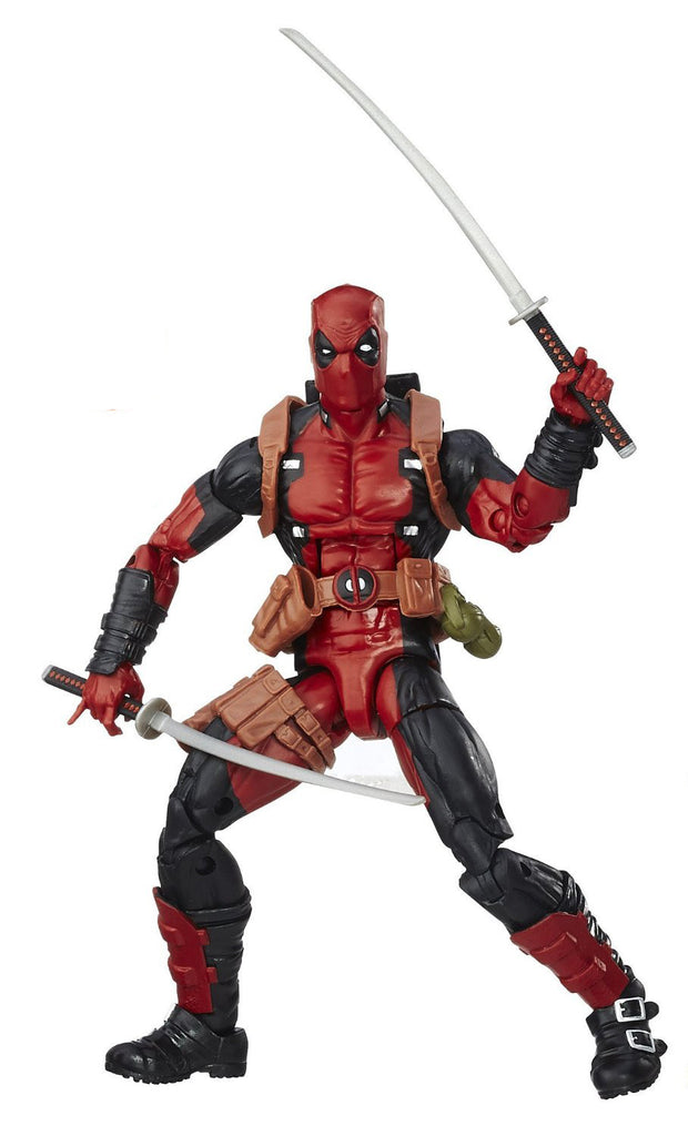 "Marvel Legends X-Men – Juggernaut Series – Deadpool 6"" Figure (NO Juggernaut BaF)"