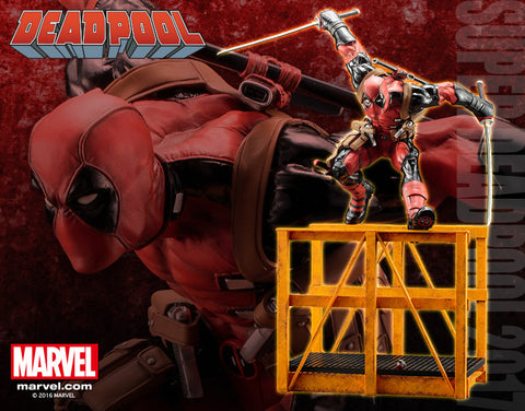 Marvel NOW! – Deadpool – Super ArtFX+ Statue