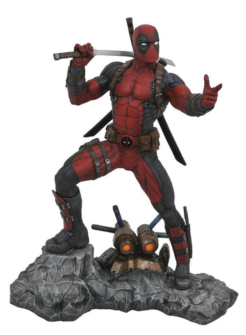 Marvel Premier Collection – Deadpool Full-Size Connecting* Statue