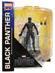 "Marvel Select – Black Panther (Film) – Black Panther Special Collector's Edition 7"" Figure with Base"