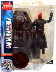 "Marvel Select – Captain America: The First Avenger (Film) – Red Skull 7"" Figure"