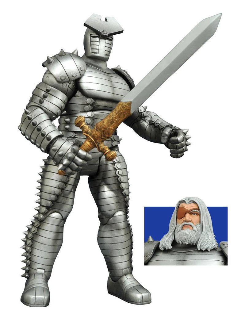 "Marvel Select – Destroyer 9"" Figure with Base"