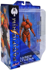"Marvel Select – Pacific Rim 2: Pacific Rim Uprising (Film) – Series 1 – Jaeger Saber Athena 7"" Figure"