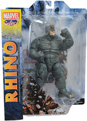"Marvel Select – Rhino 8"" Figure with Base"