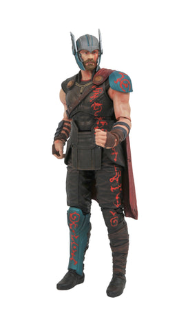 "Marvel Select – Thor; Ragnarok (Film) – Gladiator Thor Special Collector's Edition 7"" Figure"