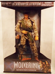 "Marvel Studios Collector's Edition – Wolverine (Military Version) 12"" Figure"