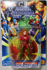 "Marvel Universe X-Men Series – Dark Phoenix 5"" Figure with Light-Up Hair & Eyes"