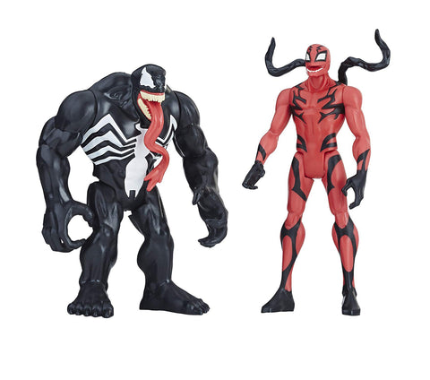"Marvel's Venom (Film) – Venom and Carnage 2-Pack 6"" Figure Set"