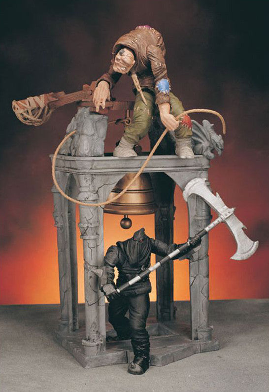 "McFarlane Monsters – Playset Series 1 – Hunchback 5"" Figure Playset"