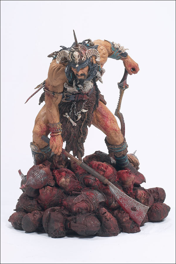 "McFarlane Monsters Series 3 – 6 Faces of Madness – Attila the Hun 6"" Figure"