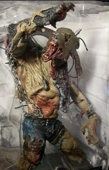 "McFarlane Monsters – Series 1 – Werewolf 6"" Figure"