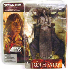 "McFarlane Movie Maniacs – Series 5 – ""Tooth Fairy"" The Tooth Fairy 7"" Figure"