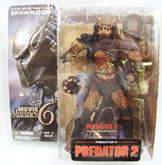 "McFarlane Movie Maniacs – Series 6 – Predator 2 (Film) Predator 6"" Figure"