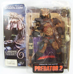 "McFarlane Movie Maniacs – Series 6 – Predator 2 (Film) Predator the Hunter 6"" Figure"