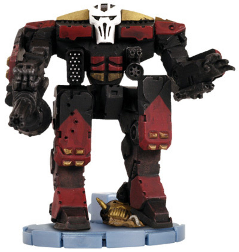 MechWarriors – Exarch Jonah Levin Game Figure & Card (WWLA Exclusive)