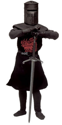 "Monty Python and the Holy Grail (Film) – Black Knight (John Cleese) 12"" Figure"