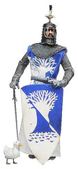 "Monty Python and the Holy Grail (Film) – Sir Bedevere (Terry Jones) 12"" Figure"
