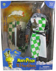 "Monty Python and the Holy Grail (Film) – Sir Robin (Eric Idle) 12"" Figure"