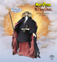 "Monty Python and the Holy Grail (Film) – Tim the Enchanter (John Cleese) 12"" Figure"